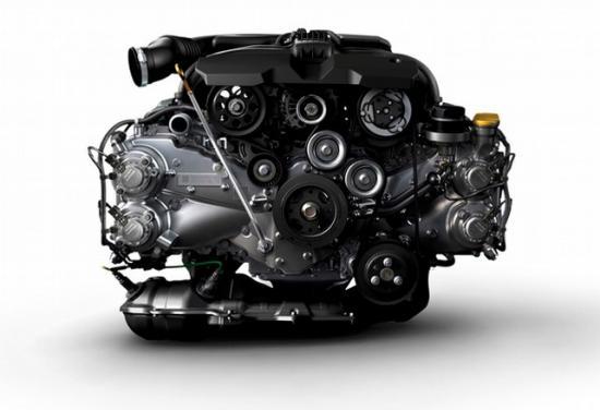 Двигатели — только оппозитные
