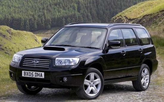 Forester 2007 года