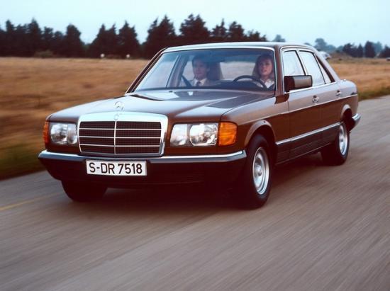 Кузов W126