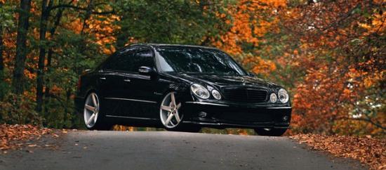 Mercedes-Benz E-Klasse W211