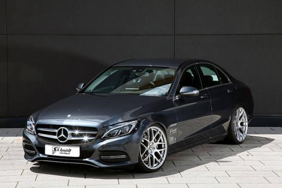 Новый C-classe 2015 года
