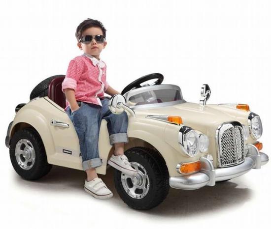 Обладание самым настоящим автомобилем