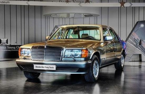 По всем канонам европейской классической школы автомобильного дизайна