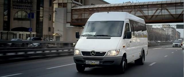 Появление Mercedes-Benz Sprinter Classic местной сборки можно считать подарком