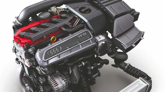 2,3-литровый пятицилиндровый мотор мощностью 133 силы