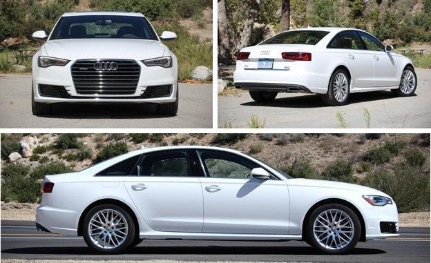 Audi А6 — отдельная каста