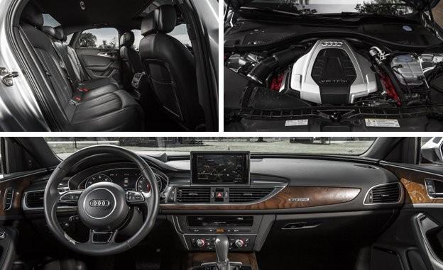 Audi А6 — это Полностью сбалансированный автомобиль