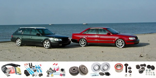 Автомобиль выпускался всего в двух кузовах — седан и Авант, универсал на базе седана