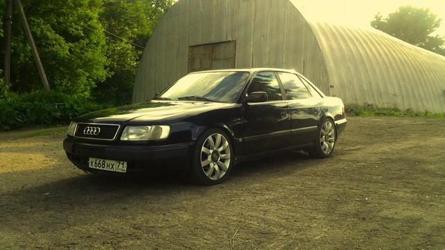 Любые запчасти на Audi 100 C4 есть как новые, так и б-у