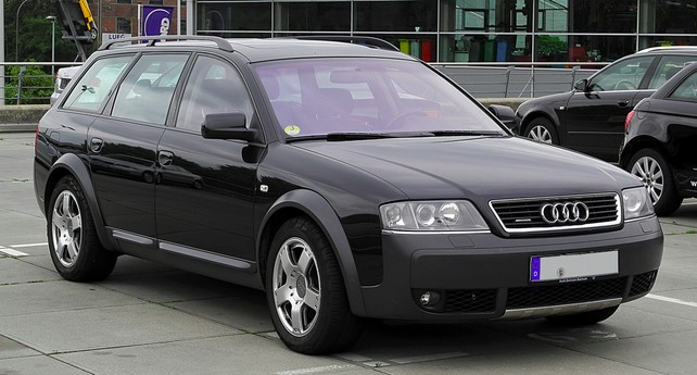 Новый Audi A6 Allroad