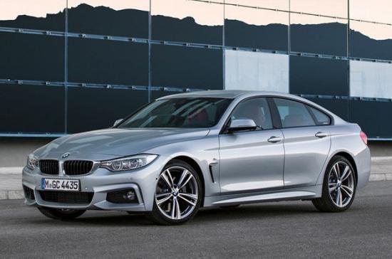 Новый BMW 5 Series 2016
