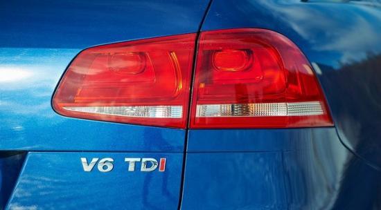 С мотором V6 TDI