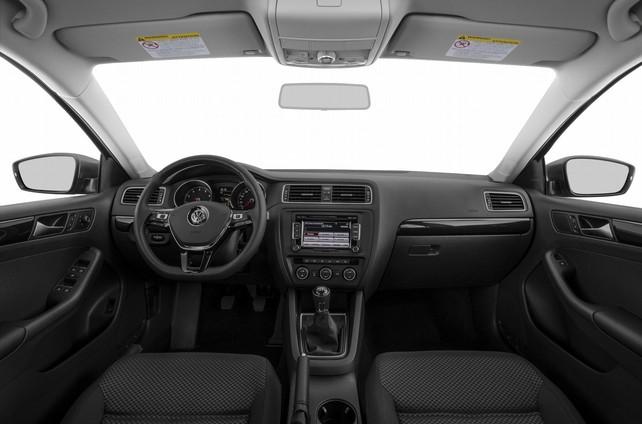 Салон Volkswagen Jetta 2015