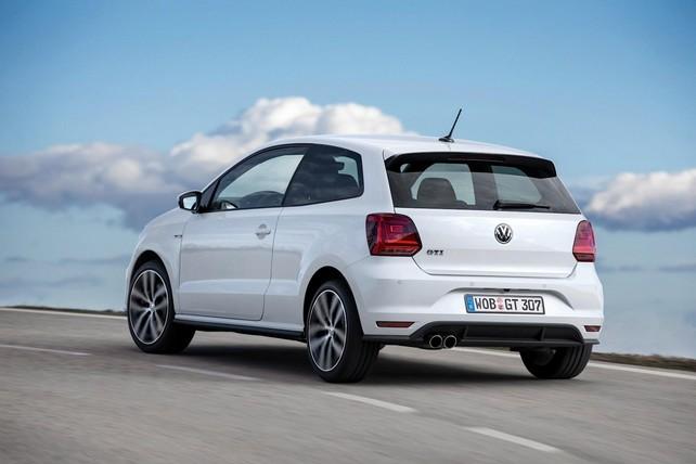 Седьмое поколение VW Polo