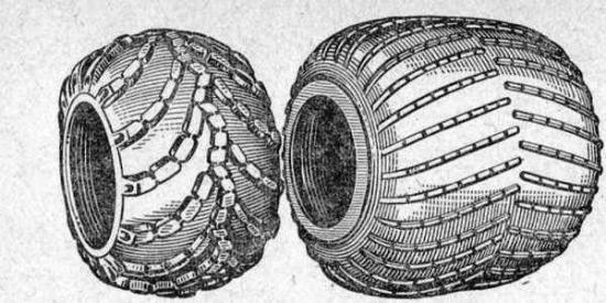 Тороидные шины