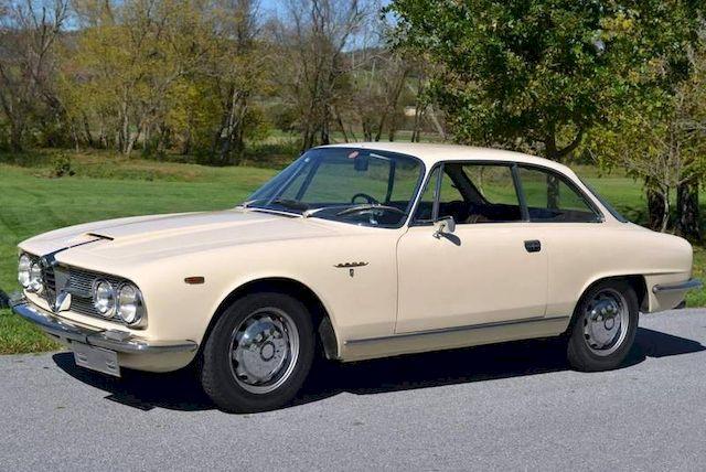Аlfa-Romeo-2600, первая работа Джорджетто