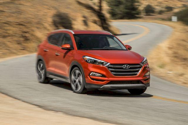 2016 Hyundai Tucson Limited 16T AWD