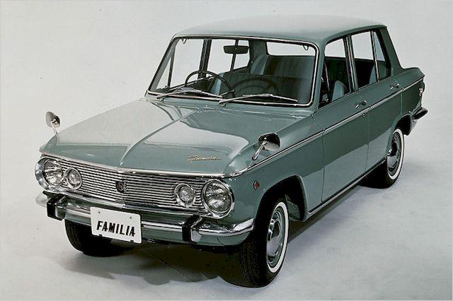 Mazda Familia, Italdesign