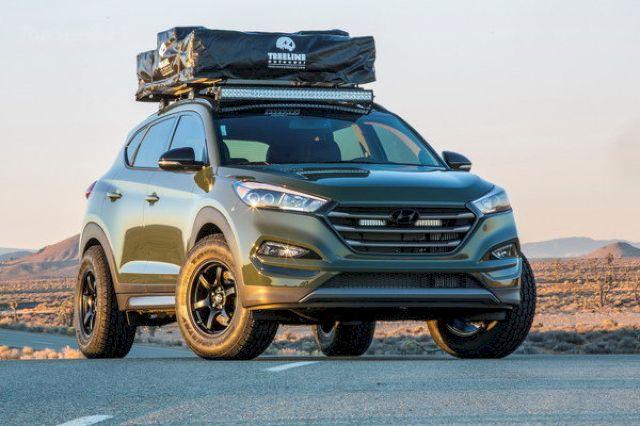 Hyundai Tucson Adventure
