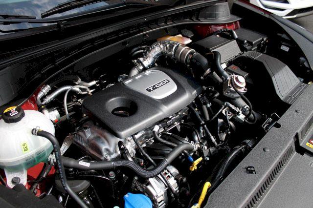 Новый двигатель с турбиной