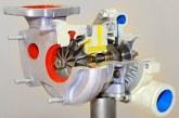Устройство турбины дизельного двигателя