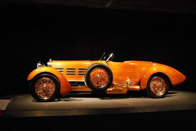 1924 Hispano Suiza Н6b Boulogne