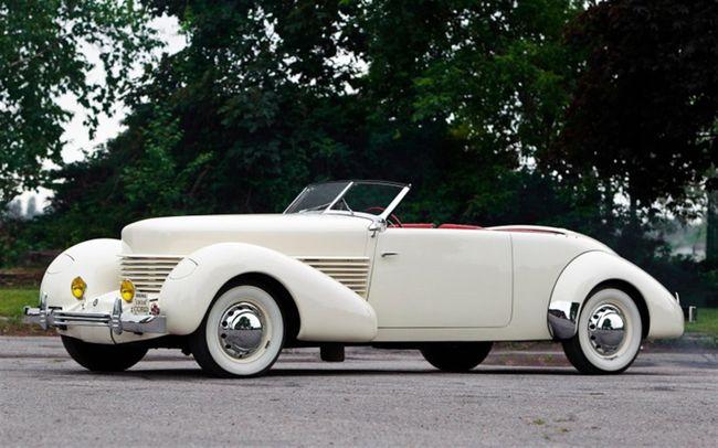 1936 Cord 810-812