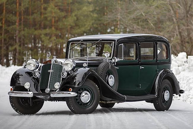 1937 Horch 951 Pullman