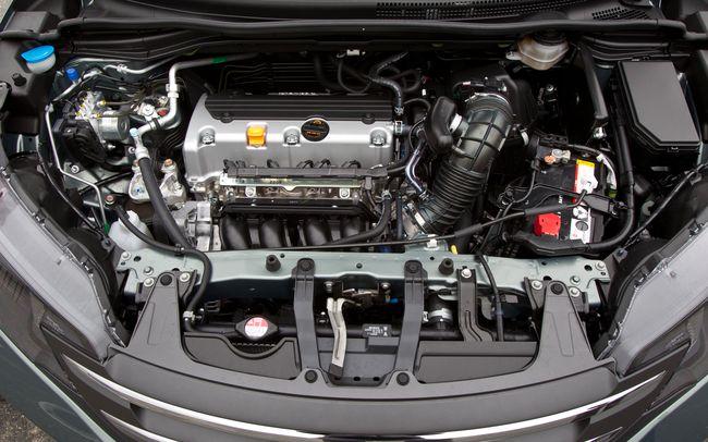 Двухлитровый мотор