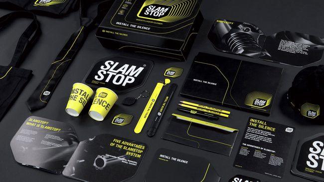 Презентационный набор SlamStop
