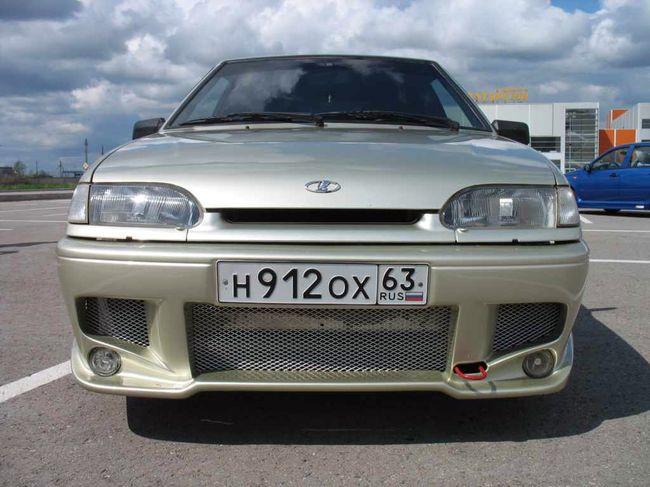 Racing тюнинг Е-4
