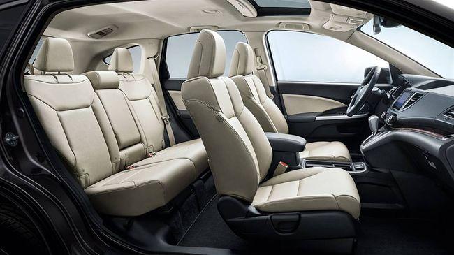 Салон новой Хонда