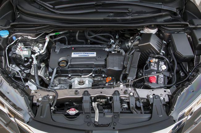 Тот самый 2,4-литровый двигатель