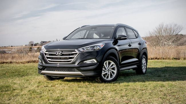 2016 Hyundai Tucson Eco AWD drive