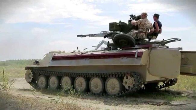 Техимпекс МТЛБ ЗУ-23-2
