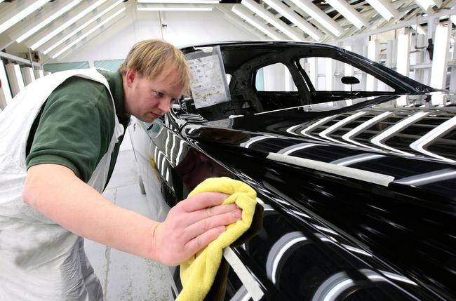 Удаление мелких царапин на автомобиле своими руками