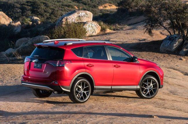 2017 Toyota RAV4 TRD Pro