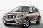 Nissan Terrano 2016, цена