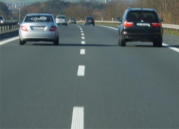 дороги в стране идеальны