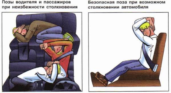 безопасные позы